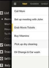 YellingMom Reminder for iPhone | iPhone Apps Finder | iPhones and iThings | Scoop.it