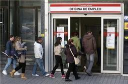 Spain's unemployment rate reaches record high | Radio Show Contents | Scoop.it