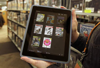 Technology allows library patrons more access to books, magazines - Lincolnshire Review | Librarysoul | Scoop.it