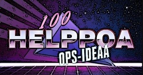 Hellström: Pedagogiikkaa ja koulupolitiikkaa II: 100 helppoa OPS-ideaa | Digital TSL | Scoop.it
