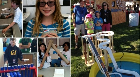 Young Makers: a program of Maker Education Initiative | ROBOKIDS | Scoop.it