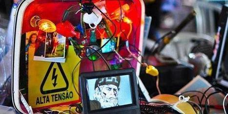 Celebrating Brazilian Open Digital Culture: Festival Cultura Digital | www.furtherfield.org | digital culture | Scoop.it