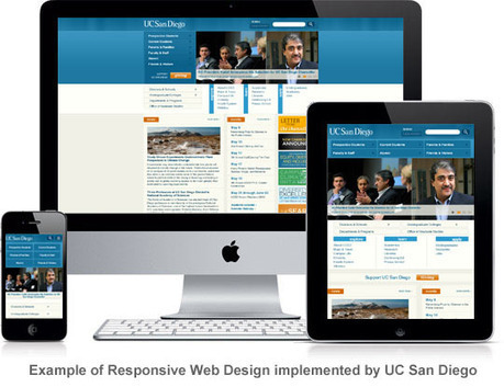 Responsive Web Design: The Ultimate Guide for Online Marketers | AtDotCom Social media | Scoop.it