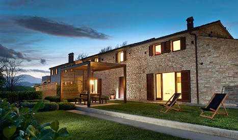 Best Le Marche Accommodation: Borgo Tranquillo, Arcevia | Le Marche Properties and Accommodation | Scoop.it