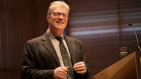 Sir Ken Robinson: How to Create a Culture For Valuable Learning | Rehumanizing Education | Scoop.it