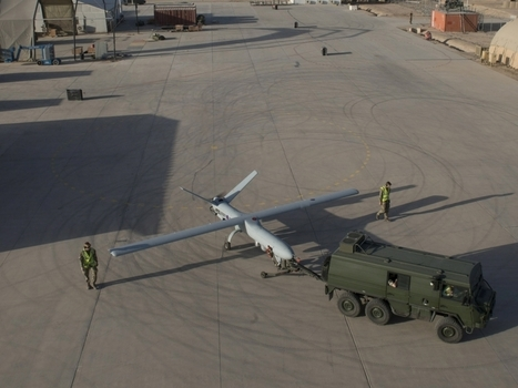 France: La compétition pour le futur drone tactique est lancée - Air et Cosmos | Infos Drones | Scoop.it