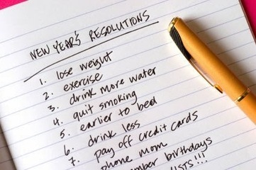 We love English: New Year Resolutions -how to keep then along the year | ESL | Scoop.it