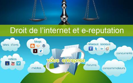 Les bonnes pratiques en droit de l'internet pour préserver son e-réputation | Ardesi - Juridique et TIC | Scoop.it