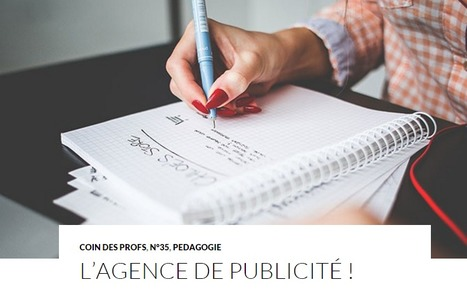 L'agence de publicité | Magazine Langue et cultures françaises et francophones LCFF | Scoop.it