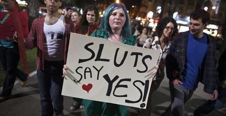 "Kate Andrews - Editor-In-Chief of Mises Institute in Canada Advocates ""Slut-Shaming"" | Slut-Shaming: The Social Media Protest | Scoop.it"