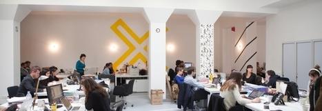 USPC crée quatre campus de coworking étudiants à Paris et en Île-de-France | Innovation sociale | Scoop.it