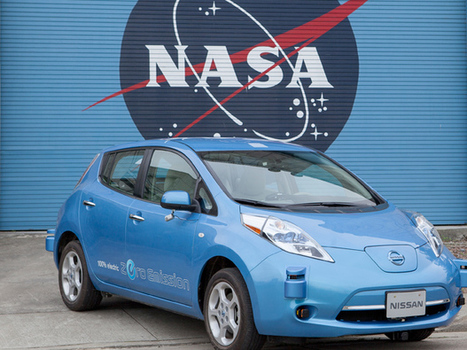 NASA and Nissan Chase Self-Driving Car Technology - IEEE Spectrum | CLOVER ENTERPRISES ''THE ENTERTAINMENT OF CHOICE'' | Scoop.it