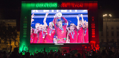 Audiences TV de l'Euro 2016 : M6 et TF1 ont cartonné | Télérama | Info Com , web 2.0 | Scoop.it