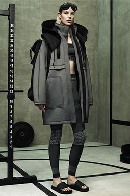 Alexander Wang x H&M collection automne/hiver 2014 - Trends Periodical | World of Fashion!! | Scoop.it