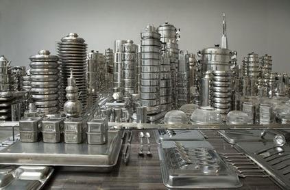 Zhan Wang | Art Installations, Sculpture, Contemporary Art | Scoop.it