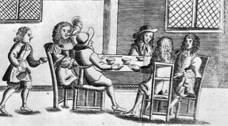 Social Networking in the 1600s | Complex Networks Everywhere | Scoop.it