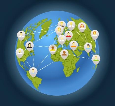 A Principal's Reflections: Global Connections Made Possible Through Technology via @Shellterrell | Era Digital - um olhar ciberantropológico | Scoop.it