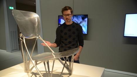 Joris Laarman, digitale ontwerprevolte in Groninger Museum   3D and 4D PRINTING   Scoop.it