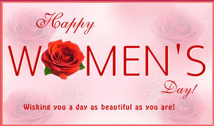 Women's Day - Wishes, Images, Quotes, Pictures, Activities. | buypaleo | Scoop.it