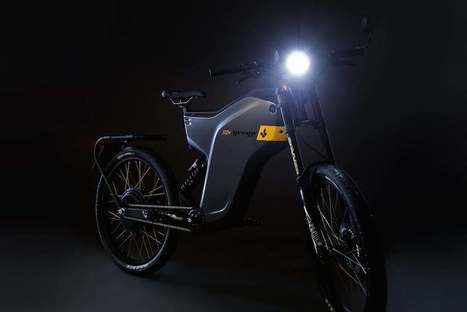 GreyP G12H, le vélo électrique hors-normes | ocmq | Scoop.it