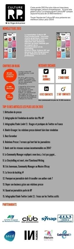 Culture RP » Rétrospective des moments forts de 2013 : ces 5 buzz qu'il ne fallait pas rater | Social media - emarketing | Scoop.it