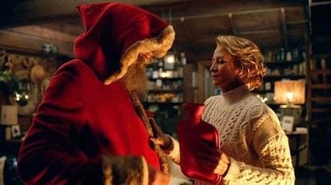 M&S turns to Mrs Claus for Christmas 2016 advert. @investorseurope #blockchain | Culture, Humour, the Brave, the Foolhardy and the Damned | Scoop.it