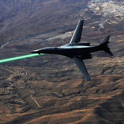 Say Hello to the Laser Drone of the Future | Daily Magazine | Scoop.it