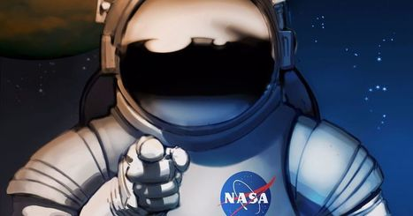 Get swept away with NASA's 'Mars Explorers Wanted' posters | Navigate | Scoop.it
