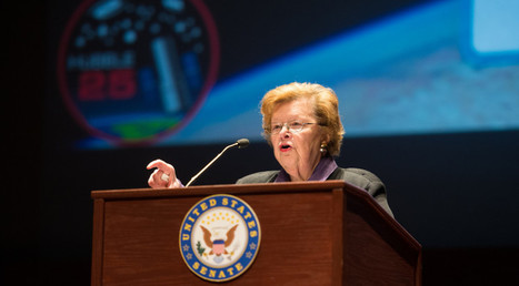 Mikulski Vows To Increase NASA's 2016 Budget - Space News | New Space | Scoop.it