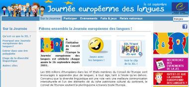 Journée européenne des langues - 26 septembre | TICE et Web 2.0 | Scoop.it