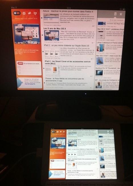 Test de l'adaptateur AV numérique | Toute l'actualité du Mac | Scoop.it