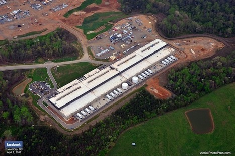 Facebook Cools New Data Center With Hot Southern Air | Gabriel Catalano human being | #INperfeccion® a way to find new insight & perspectives | Scoop.it
