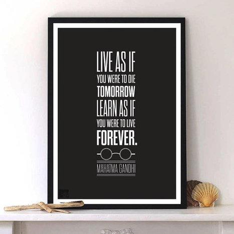 Motivational Mahatma Gandhi quote | Famous Inspirational Quotes | Scoop.it