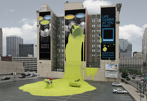 Le street-marketing en met plein la vue - Welikeit | c créatif | Scoop.it