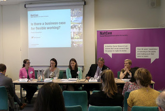NatCen Social Research: Does flexible working work for businesses? | Smart & Agile Working | Scoop.it