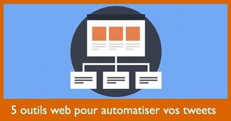 5 outils web pour automatiser vos tweets - Social Media Pro | MI  Marketing Intelligence | Scoop.it