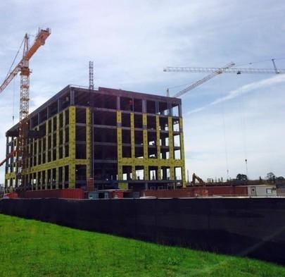Houston Methodist Woodlands Campus Construction Update | Corporate Real Estate Matters | Scoop.it