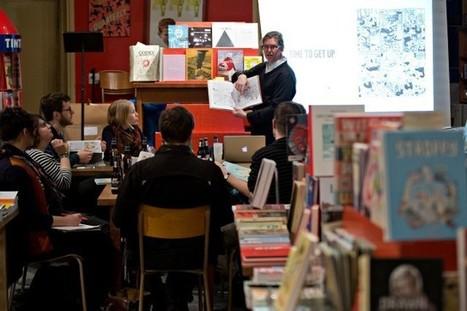 Clubs de lecture nouveau genre | Catherine Perreault-Lessard | Livres | Bibliothèque et Techno | Scoop.it