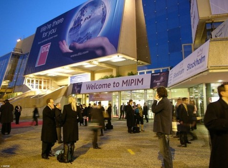 Mipim : les capitaux continuent d'affluer dans ... | Immobilier de bureaux : communication et marketing. | Scoop.it