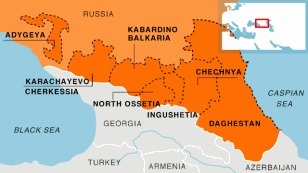 Two suspected militants and one police officer killed in Nalchik | The Circassian Star | Scoop.it