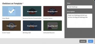 Créez des vidéos pédagogiques avec Explee | TICE & FLE | Scoop.it