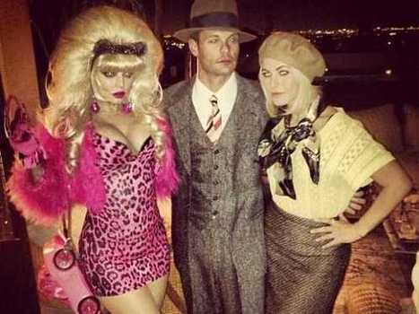 Halloween Costume Ideas From Celebrities - Business Insider | Brisbane Costume Shops | Scoop.it