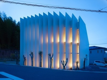 [Kyoto, Japan] House in Muko / Fujiwarramuro Architects | The Architecture of the City | Scoop.it