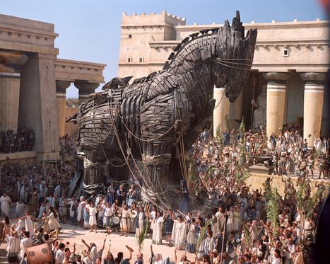 El Caballo de Troya | TROYA Y SU HISTORIA | Scoop.it