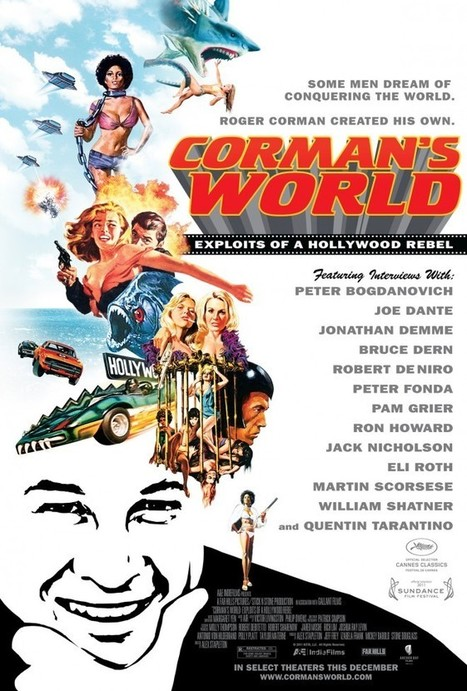 10 Ways B-Movie Master Roger Corman Changed Filmmaking | Transmedia: Storytelling for the Digital Age | Scoop.it