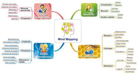 Les cartes d'idées (Mindmapping) | - Créations Encore | Medic'All Maps | Scoop.it