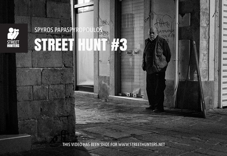 Street Photography video tutorial by www.streethunters.net #3 | All Quality Photography Related Tutorials | Scoop.it