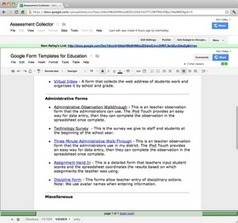 The Tech Curve: Managing Google Docs in the Classroom   Digital Delights   Jewish Education Around the World   Scoop.it