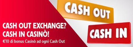 €10 di bonus Casinò per ogni Cash Out | Online Slots | Scoop.it