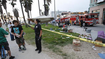 Man arrested in Venice boardwalk crash that killed 1, injured 11 | Personal Injury | Scoop.it
